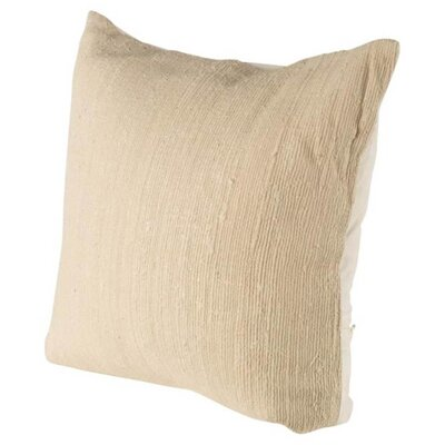 Mendham Square Linen Throw Pillow