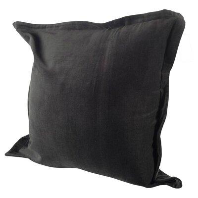 Arlington Linen Throw Pillow Color: Blue