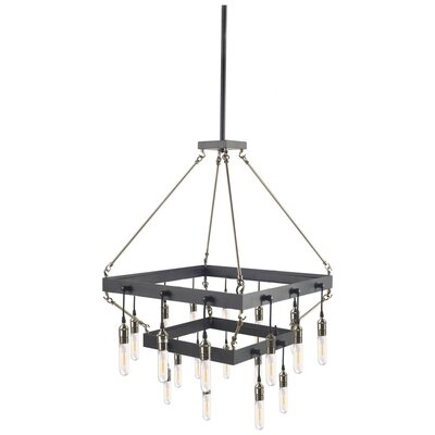 Nasim 20-Light Mini Chandelier