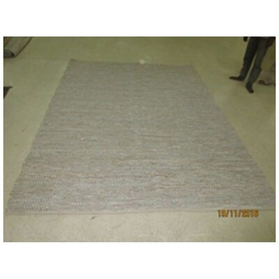 Astaire Hand-Woven White Area Rug