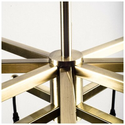 Mckenna 12-Light Mini Chandelier