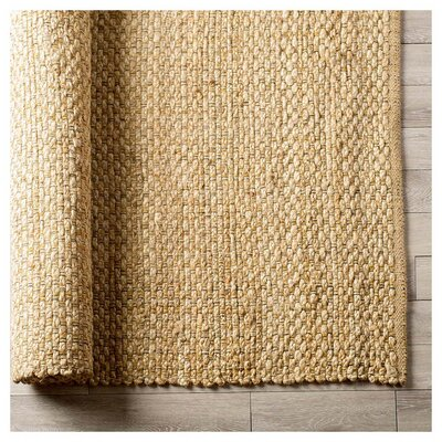 Hillsborough Hand-Woven Tan Area Rug