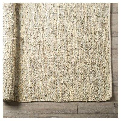 Aimee Hand-Woven Tan Area Rug