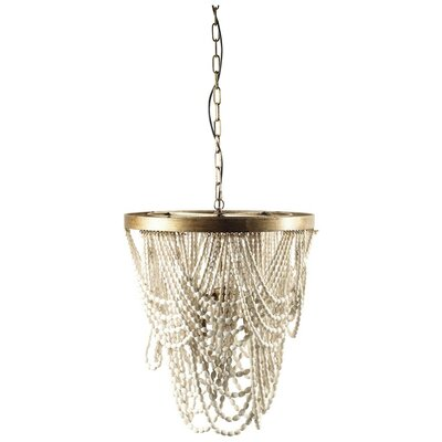 Margie 3-Light Mini Chandelier