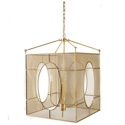 Alondra 4-Light Mini Chandelier