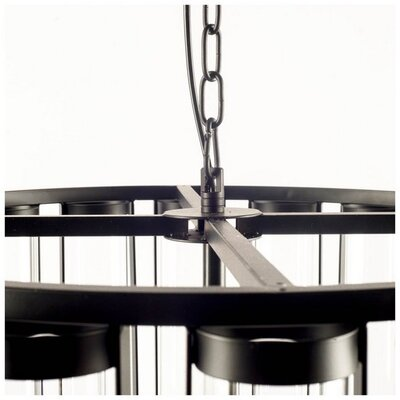 Vanessa 5-Light Drum Chandelier