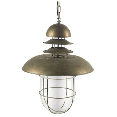 Moorestown 1-Light Foyer Pendant