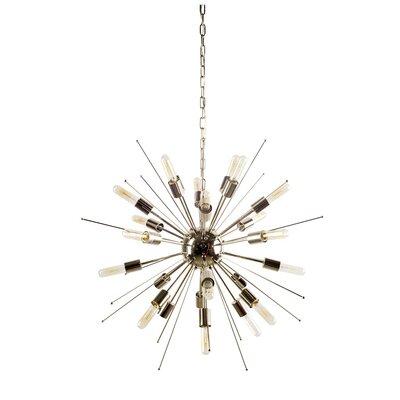 Kristin 20-Light Sputnik Chandelier
