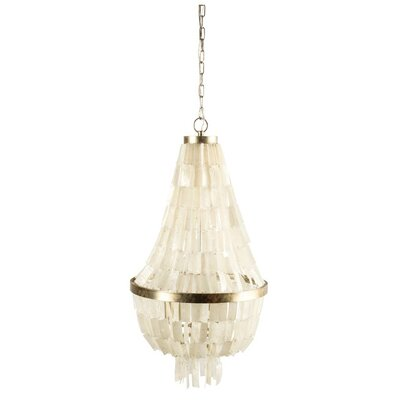 Bollan 3-Light Empire Chandelier