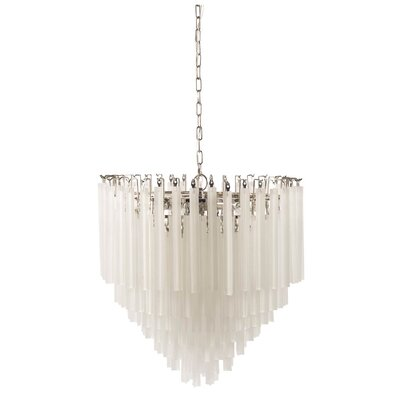 Bollara 9-Light Waterfall Chandelier
