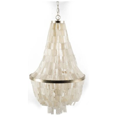 Bollan 6-Light Empire Chandelier