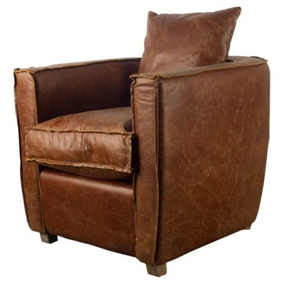 Astin Cognac Club Chair