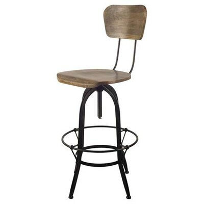 Downs Swivel Bar Stool