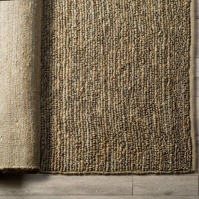 Cabo Hand-Woven Gray Area Rug