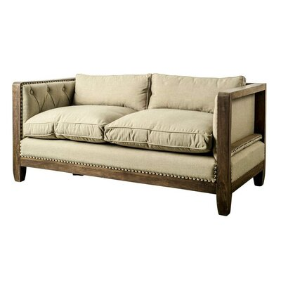 Willsboro Chesterfield Loveseat