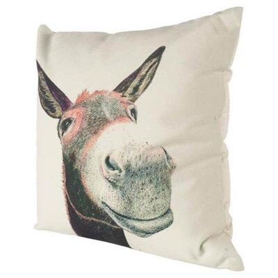Hydetown Linen Throw Pillow