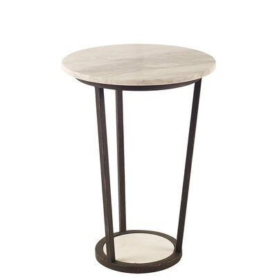 Carolina End Table Size: 21 H x 15 W x 15 D