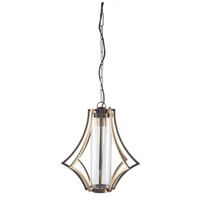 Palmquist 1-Light Foyer/Lantern Pendant