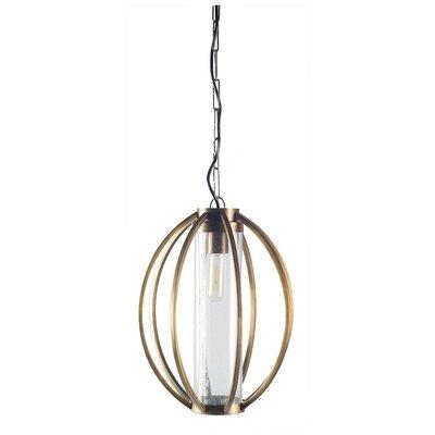 Palomares 1-Light Globe Pendant