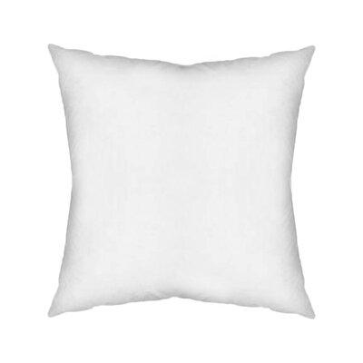 Plume Pillow Insert Size: 18 x 18
