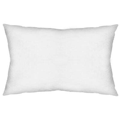 Plume Pillow Insert Size: 13 x 21