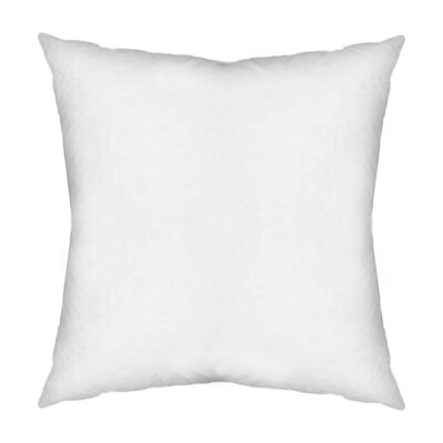 Contemporary Square Pillow Insert Size: 20 x 20
