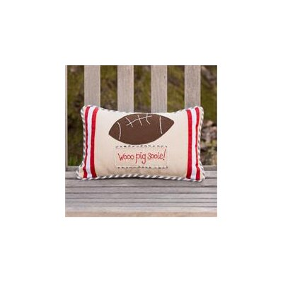 Arkansas Outdoor 100% Cotton Throw Pillow