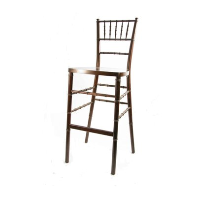 Cliffland 30 Bar Stool Finish: Fruitwood