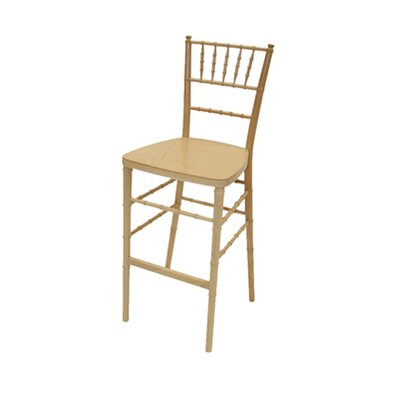 Chiavari 30 inch Bar Stool Finish: Natural