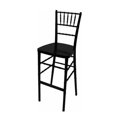 Max Bar Stool Finish: Black