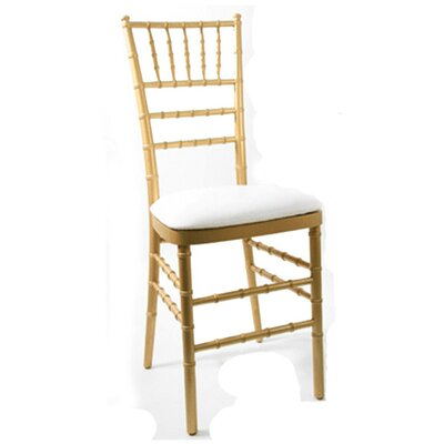 Chiavari Chair Cushion Fabric: White