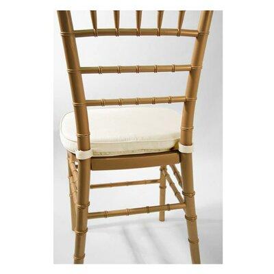 Chiavari Chair Cushion Fabric: Ivory