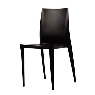Side Chair Finish: Black