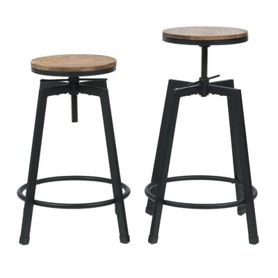 Max Swivel Bar Stool