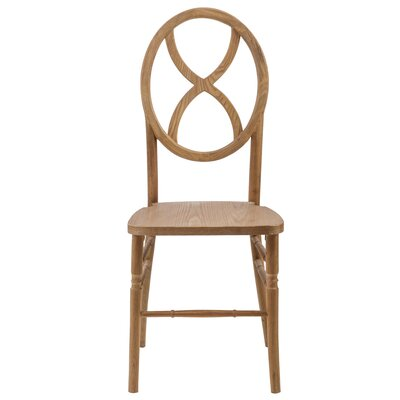 Gibb Solid Wood Dining Chair Finish: Tinted Raw