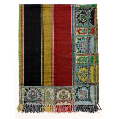 Mongolian Jacquard Throw