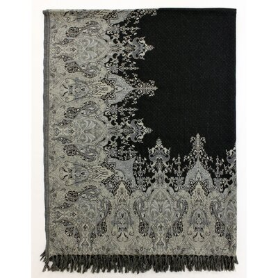 Agra Wool Throw