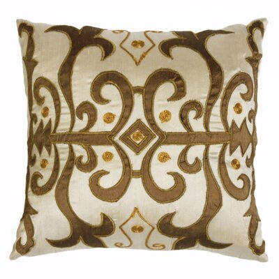 Tuscany Silk Throw Pillow