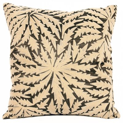 Chrysanthemum Silk Throw Pillow