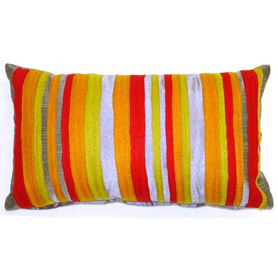 Winter Garden Lumbar Pillow