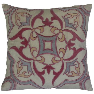 Czapla Linen Throw Pillow