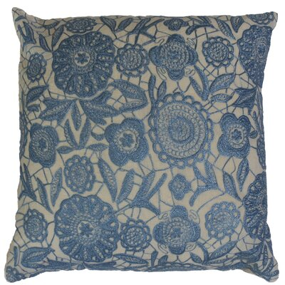 Lacework Linen Throw Pillow