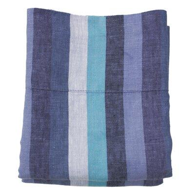 Linen Pillowcase Size: Standard/Queen, Color: Santorini