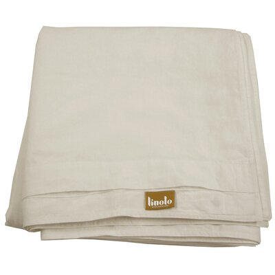 Duvet Cover Color: Natural, Size: King