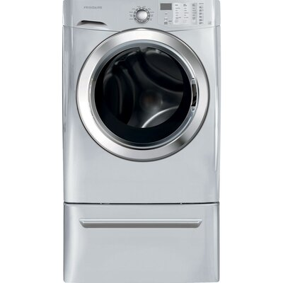 3.8 cu.ft. Front Load Washer with Ready Steam Finish: Silver FFFS5115PA
