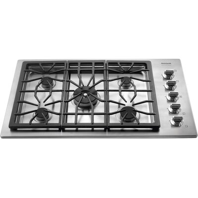 "Frigidaire Professional Series 36"" Gas Cooktop at Sears.com"