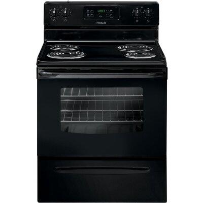 30' Free-standing Electric Range Color: Black FFEF3015PB