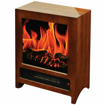 Credit for Kingston Freestanding Electric Fire...