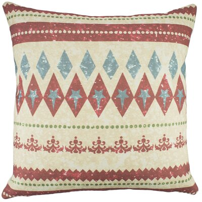 Christmas Cotton Throw Pillow