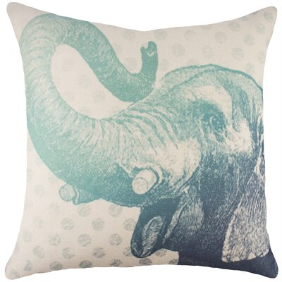 Holquin Cotton Throw Pillow